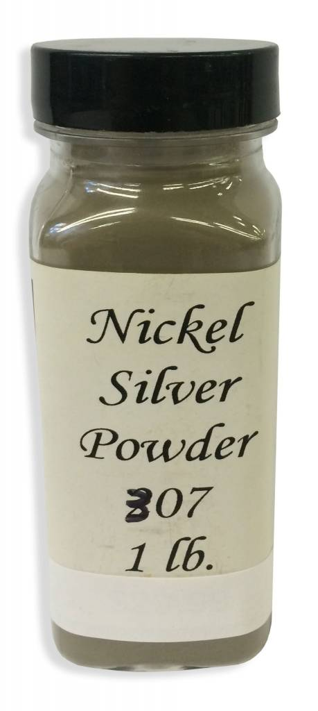 Just Sculpt Nickel Silver Powder #207 1lb