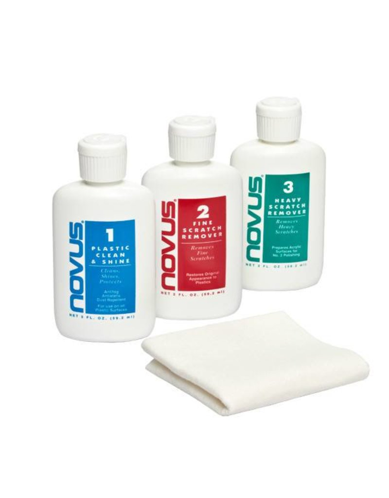 novus Novus Polish Set 2oz With Cloths
