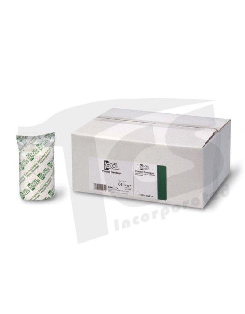 "OCL 5"" Plaster Gauze (Box of 12)"
