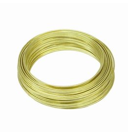 OOK OOK Brass Wire 22 Gauge 75'