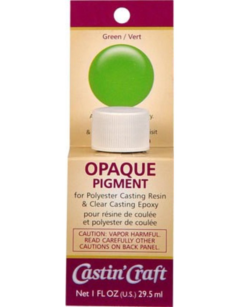 ETI Opaque Pigment Green 1oz
