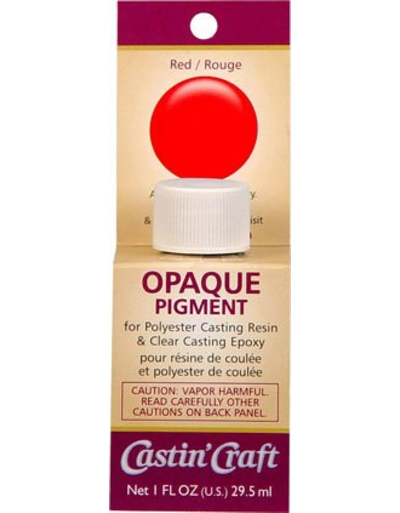 ETI Opaque Pigment Red 1oz