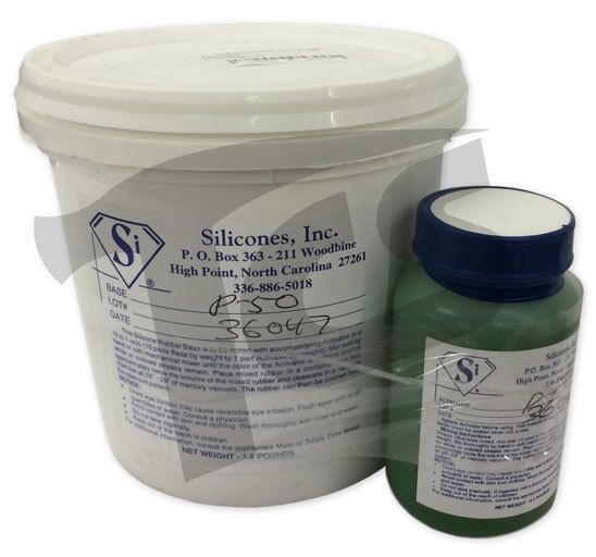 Silicones Inc. P-50 Quart Kit