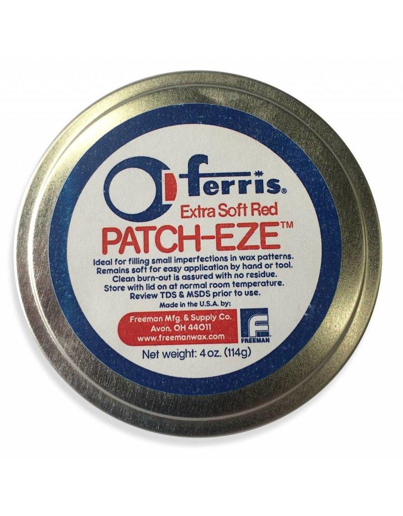 Patcheze Wax Red 4oz