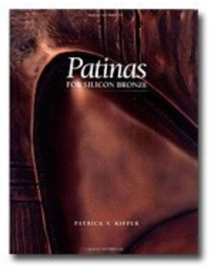 Just Sculpt Patinas For Silicon Bronze Kipper Book