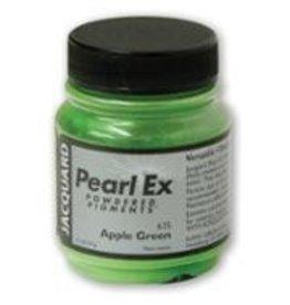 Jacquard Pearl Ex #635 .5oz Apple Green