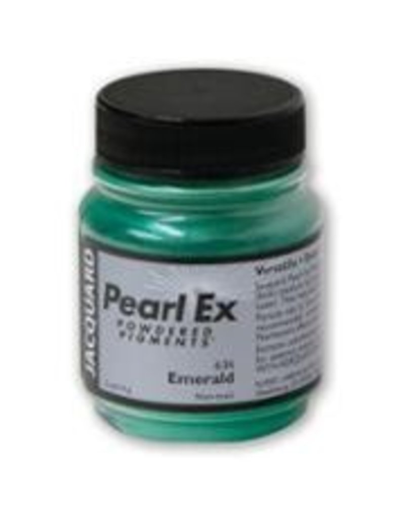 Jacquard Pearl Ex #636 .5oz Emerald