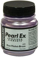 Jacquard Pearl Ex #693 .5oz Duo Violet-Brass