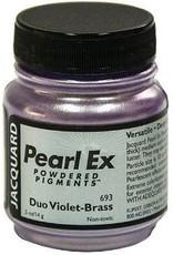 Jacquard Pearl Ex #693 .5oz Duo Violet-Brass