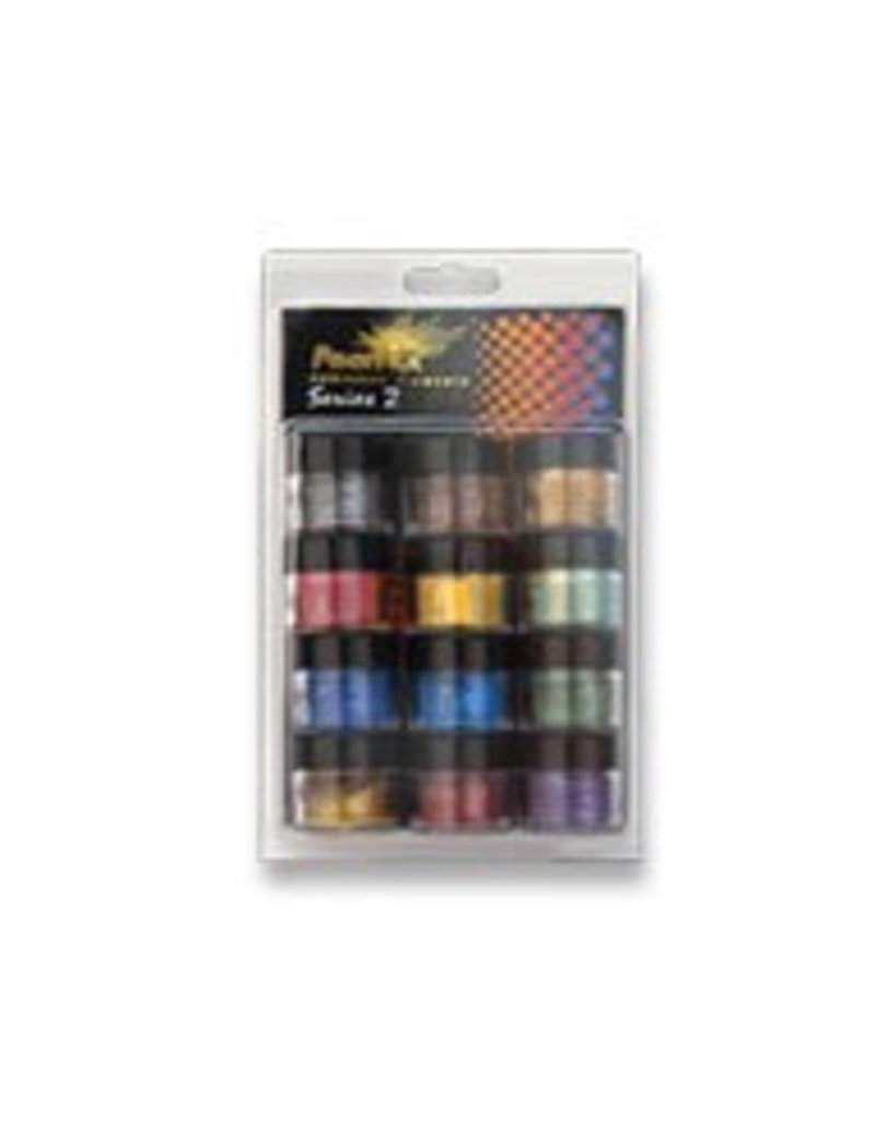 Jacquard Pearl Ex 12 Color Set #2