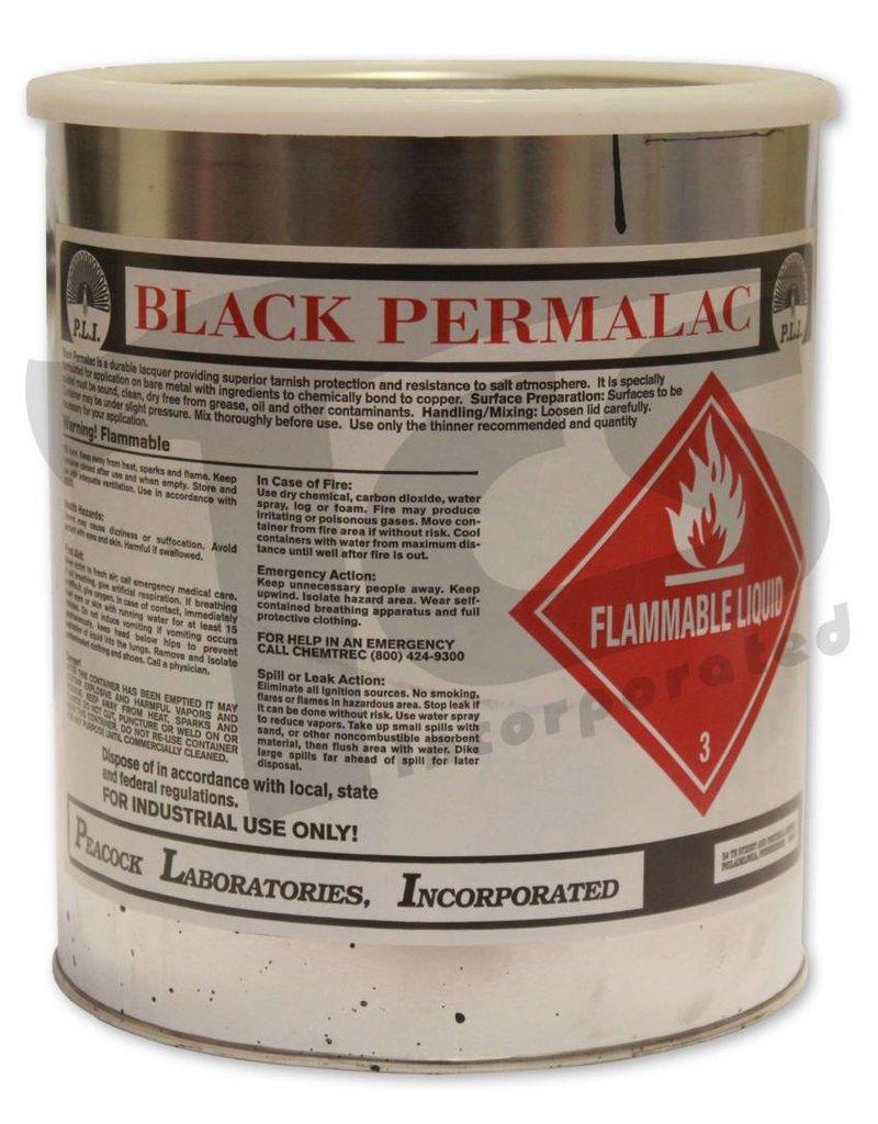 Permalac Permalac Satin Blackener Transparent Gallon