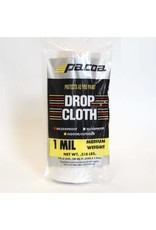 Plastic Drop Cloth 1Mil 10'x20'