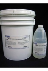 Polytek PlatSil 71-10 5 Gallon Kit
