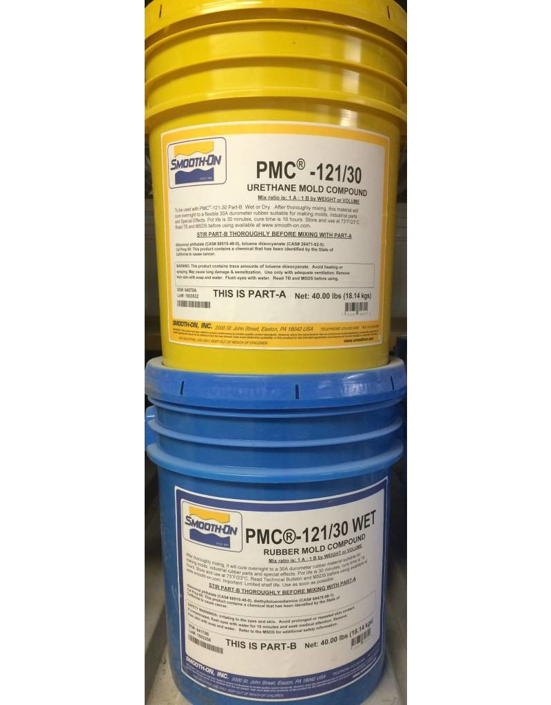 Smooth-On PMC 121/30 Wet 10 Gallon Kit