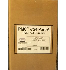 Smooth-On PMC 724 Part A Only (1/2 Gal For 5 Gallon Kit)