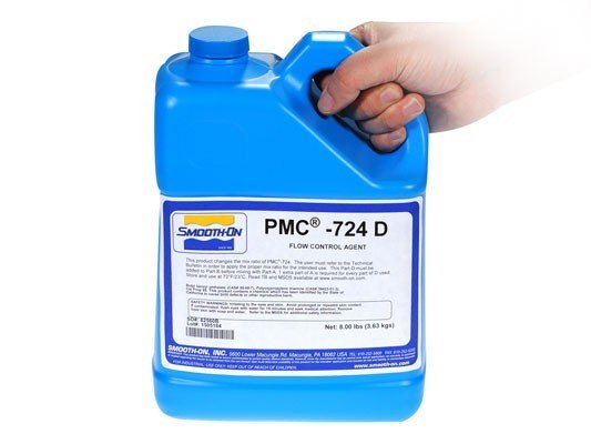 Smooth-On PMC 724 Part D Gallon (1/2 Gal For 5 Gallon Kit)