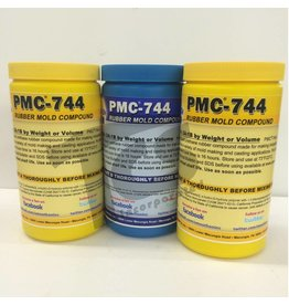Smooth-On PMC 744 Trial Kit