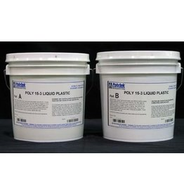 Polytek Poly 15-3 2 Gallon Kit Special Order (20lbs)