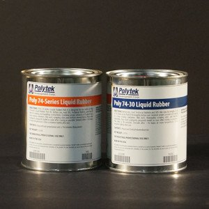 Polytek Poly 74-30 Trial Kit (4lb)