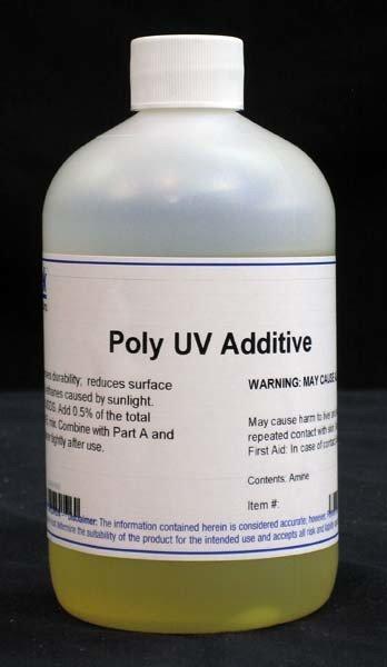 Polytek Poly UV Additive (1pound)