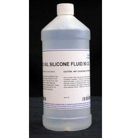 Polytek Poly-Sil Silicone Thinner Fluid Quart 50cps