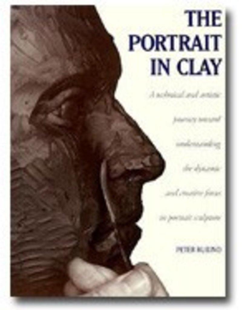 Portrait in Clay Rubino Book