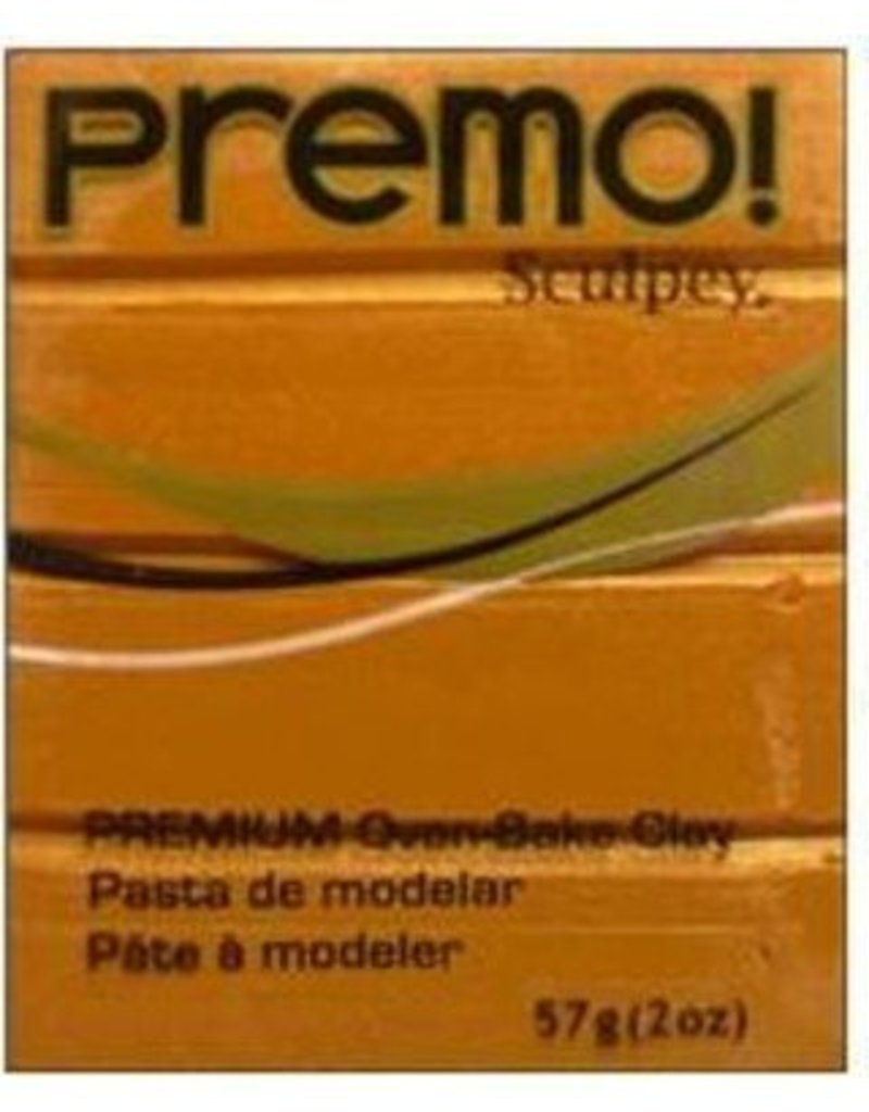 Polyform Premo Sculpey Gold 2oz