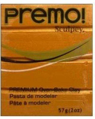 Polyform Premo Sculpey Gold 2oz