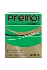 Polyform Premo Sculpey Green 2oz
