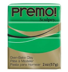 Polyform Premo Sculpey Green 2oz