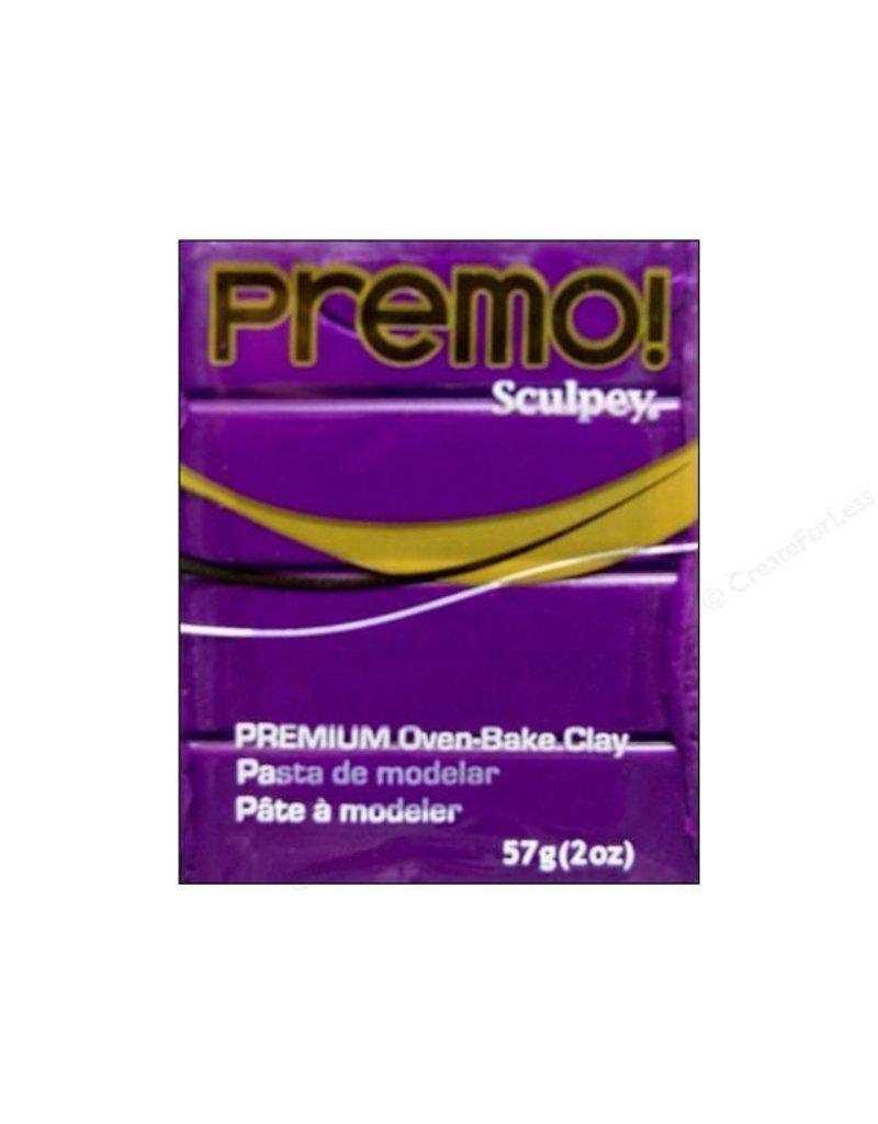 Polyform Premo Sculpey Purple 2oz