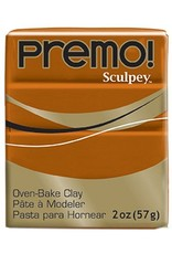 Polyform Premo Sculpey Raw Sienna 2oz