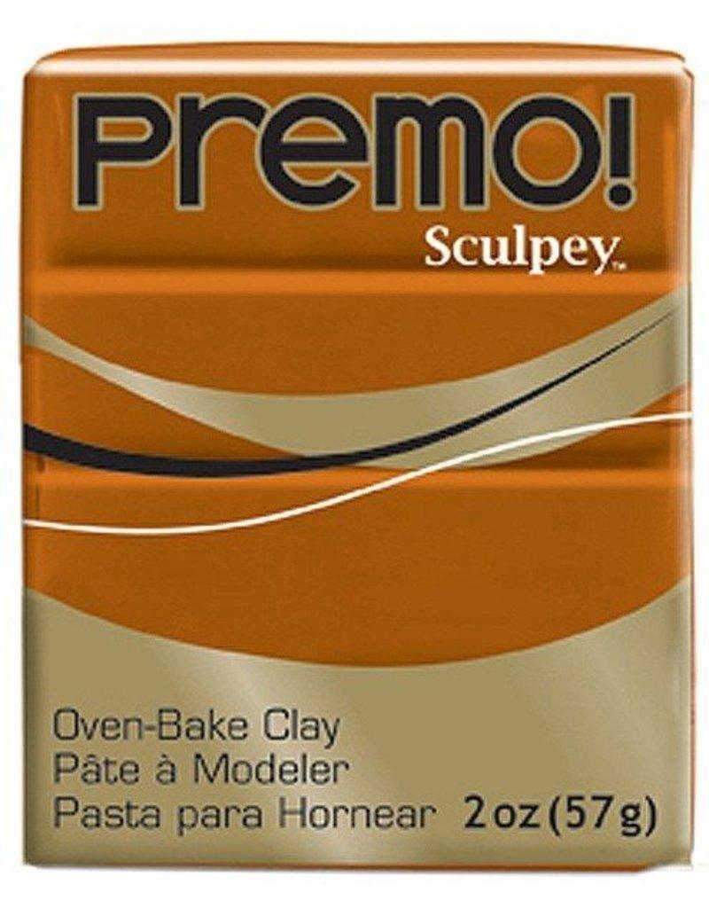Polyform Premo Sculpey Raw Sienna 2oz