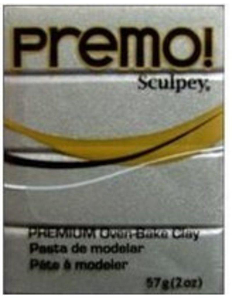 Polyform Premo Sculpey Silver 2oz