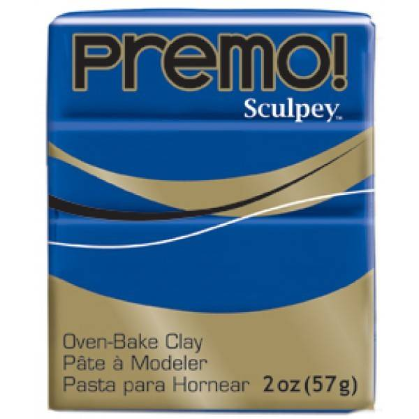 Polyform Premo Sculpey Ultramarine Blue 2oz