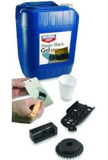 Birchwood Technologies Presto Black Gel 5 Gallon