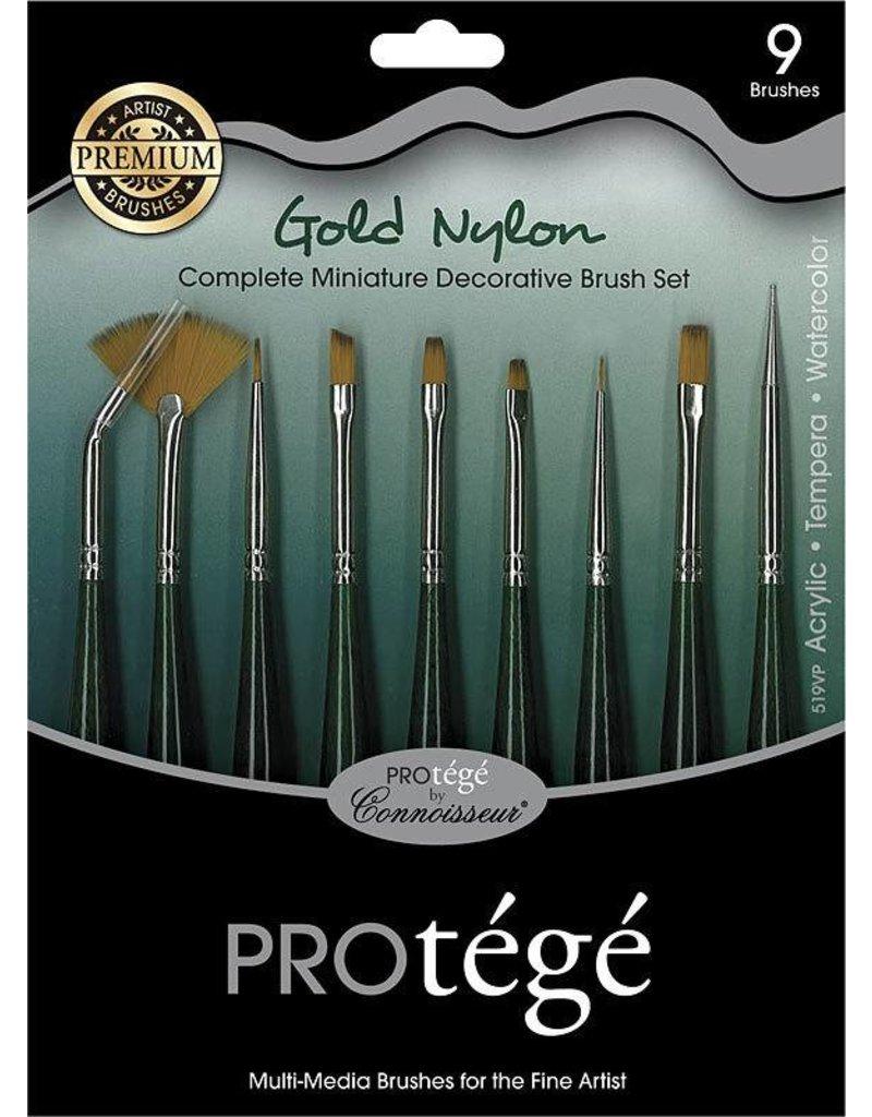 Just Sculpt Protege 9pc Brush Set