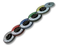 Alpha PVA Grinding Wheel 5 Grit Set
