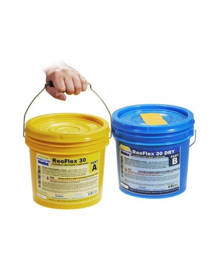 Smooth-On ReoFlex 30 Dry 2 Gallon Kit