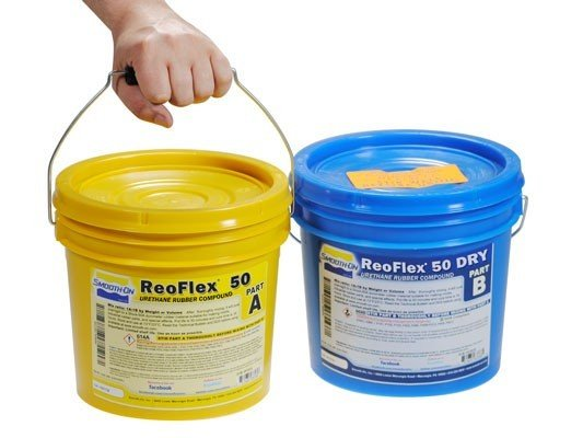 Smooth-On ReoFlex 50 Dry 2 Gallon Kit Special Order