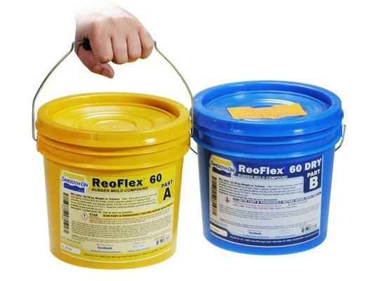 Smooth-On ReoFlex 60 Dry 2 Gallon Kit