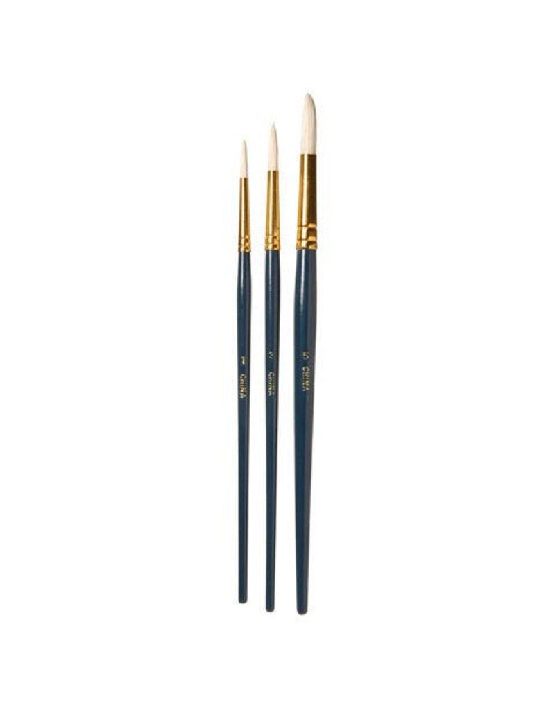 Darice Round Brush Set #1,3,5