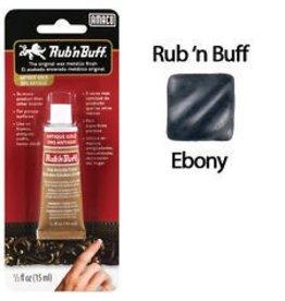 Amaco Rub'nBuff Ebony