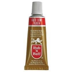 Amaco Rub'nBuff Gold Leaf
