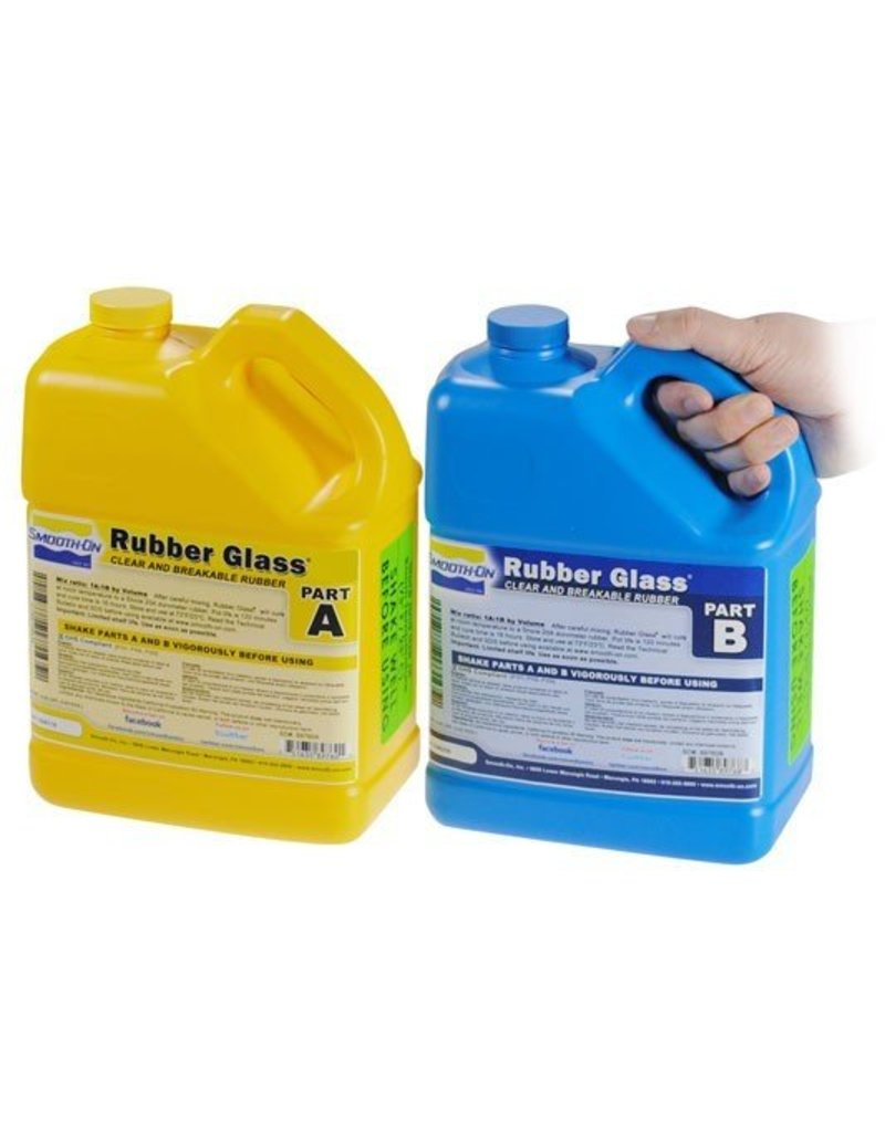Smooth-On Rubber Glass 2 Gallon Kit