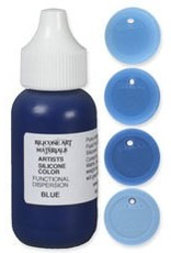 SAM Silicone Dispersion Blue 1oz