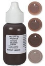 SAM Silicone Dispersion Burnt Umber 1oz