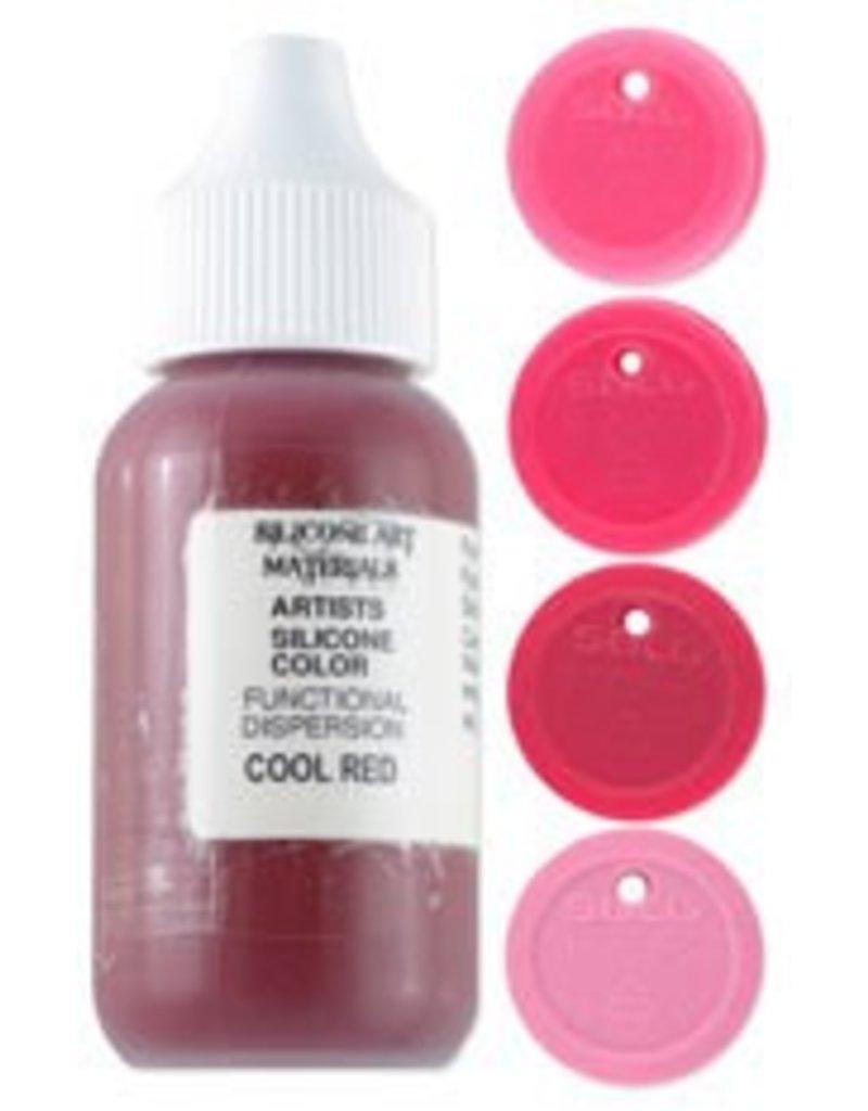 SAM Silicone Dispersion Cool Red 1oz