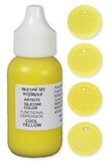 SAM Silicone Dispersion Cool Yellow 1oz