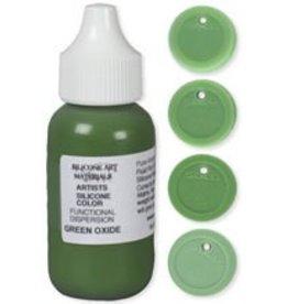 SAM Silicone Dispersion Green Oxide 1oz